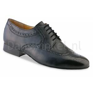 Anna kern 6642-Zwarte dansschoenen voor heren-600x600-wm0