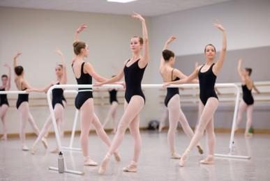 balletles danskleding voorschriften