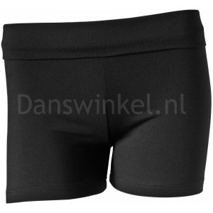 hotpant zwart shorts-600x600-wm0