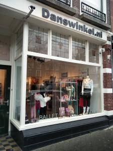 Balletwinkel in Den Haag