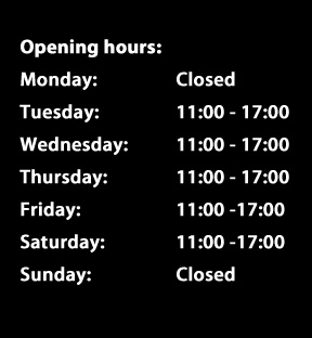 Opening hours the hague dance store