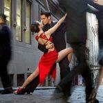 tango dansschoenen voor buiten