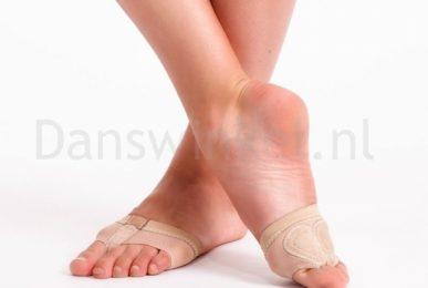 voetjes moderne dans silky dance