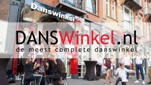 Danswinkel.nl webshop dans