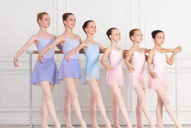 kledingvoorschriften voor dansopleidingen