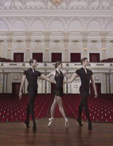 Wear Moi zwarte balletpakjes