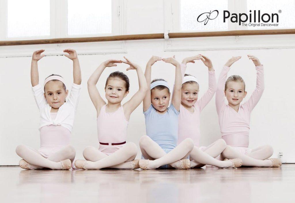 papillon balletkleding voor kinderen