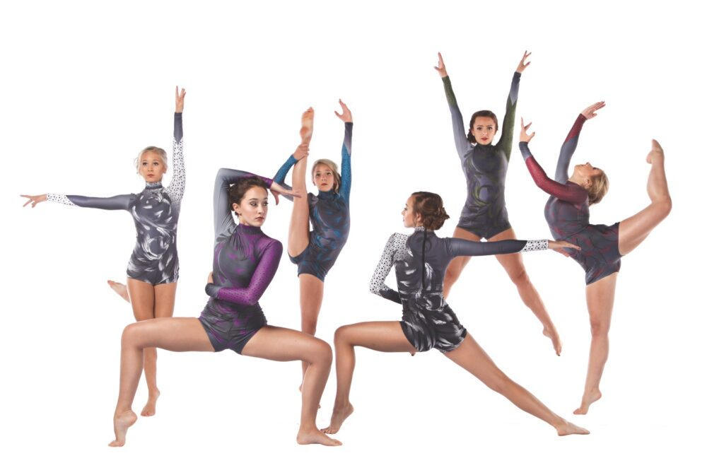 jazzdance competitie kapsels